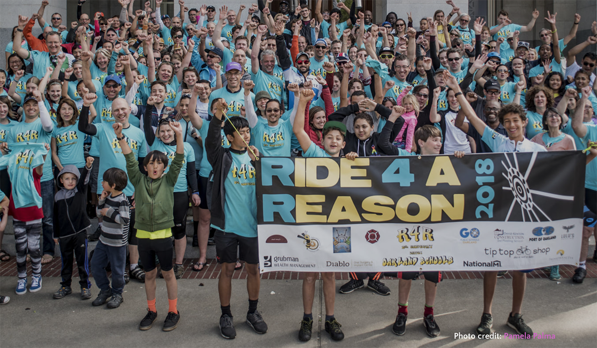THE 2019 RIDE-4-A-REASON IS COMING UP!